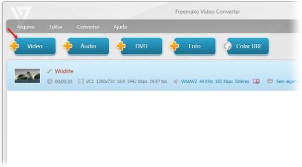 Como converter um vídeo para HTML5